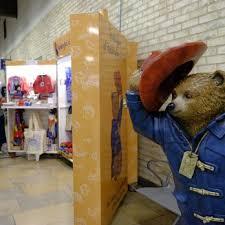 paddington bear stand 10 photos gift shops 1st floor