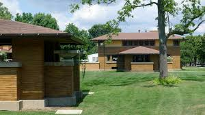 darwin martin house an urban cottage frank lloyd wright u0027s buffalo masterpiece