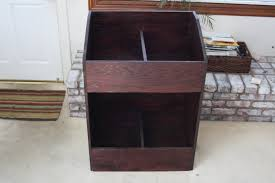 Wooden Shelves Plans by I Built A Vinyl Record Shelf Johnvantine Com