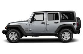 jeep rubicon 4x4 4 door 2017 jeep wrangler unlimited overview cars com