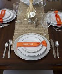thanksgiving table ideas 10 simple festive place cards