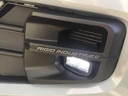 toyota tacoma fog lights toyota tacoma 2016 2018 trd pro rigid led fog l set oem new