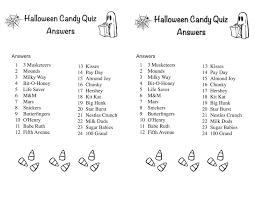 mag pad news halloween candy quiz