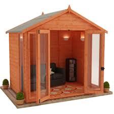 Garden Shed Summer House - summer houses wooden summer houses tiger sheds