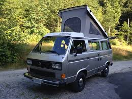 bmw volkswagen van wicked westies vw camper van westfalia rentals in vancouver