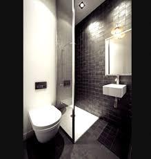 desain kamar mandi warna hitam putih desain kamar mandi minimalis warna hitam putih rumah bagus minimalis