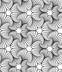black and white designs to draw search patterns