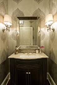 Vanity Undermount Sinks Philadelphia Bassett Mirror Company Powder Room Traditional With