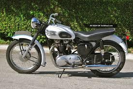 pre unit triumph motorcycle 1957 triumph thunderbird 650 pre