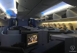 747 Dreamliner Interior Review Klm Business Class Dreamliner Dutch Hospitality On A