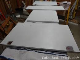 Painting Over Laminate Cabinets The Doeblerghini Bunch How To Paint Laminate Cabinets Part Two