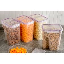 glad food storage containers designer series small rectangle 9