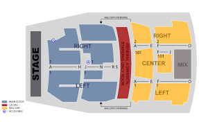 Ticketmaster Floor Plan Tickets Welcome To Night Vale Seattle Wa At Ticketmaster