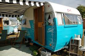 Small Caravan Awnings Vintage Trailer Awnings From Oldtrailer Com