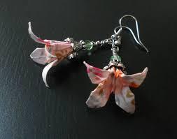 origami earrings origami earrings by sakuralu83 on deviantart