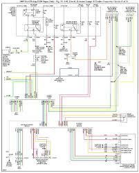 ford trailer wiring harness diagram u0026 ford f150 trailer wiring