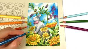 Colors Of Spring 2017 First Day Of Spring 2017 Menuet De Bonheur Coloring Book By