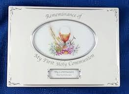 my communion of my holy communion photo album