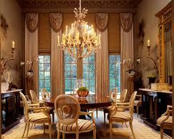 Regency Dining Table Houzz - Regency dining room