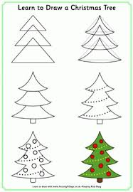 25 christmas pictures draw ideas christmas