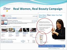 dove brand and social media case study