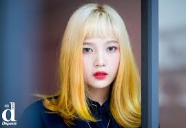 5 times red velvet joy changed her hairstyle in 2017 u2014 koreaboo