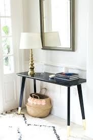 Slim Entryway Table An Ikea Entryway Table Hack So Simple Anyone Can Do It Slim