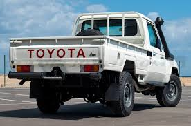 land cruiser pickup v8 toyota landcruiser hzj 79 pick up españa guloffroad