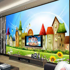 online buy wholesale kids bedroom photos from china kids bedroom castle carton kids bedroom photo wall paper for living room children room mural abstract wall murals