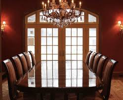 dining extra long dining room table sets