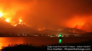 Wildfire Brookings by Wildfire Weary Western Us Coughs Through Late Season Surge