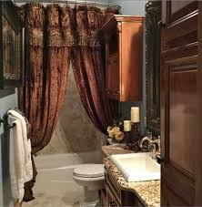 tuscan bathroom decorating ideas ideas instead of shower curtain home die kramkiste