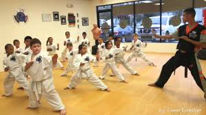 bushikan karate team after program in winter haven fl video