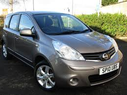 nissan note 2007 interior used nissan note beige for sale motors co uk