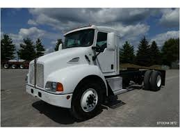 kenworth truck cab kenworth cab u0026 chassis trucks in ohio for sale used trucks on