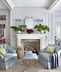 Gray Blue Living Room Blue And White Decorating Blue And White Rooms