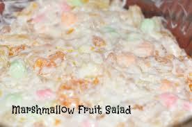 marshmallow fruit salad recipe s