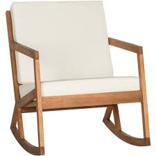 Outdoor Modern Chair Safavieh Vernon Rocking Chair Multiple Colors Walmart Com