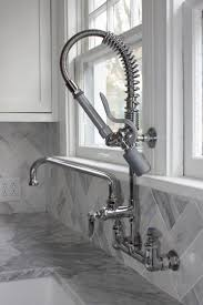 Industrial Kitchen Faucets Stainless Steel by Beautiful Kitchen Sink Faucet With Sprayer Including Faucets