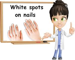 white spots on nails and zinc deficiency u2013 natureword