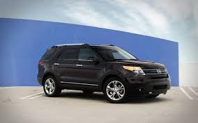 Ford Explorer Upgrades - 2013 ford explorer limited 4wd first test motor trend