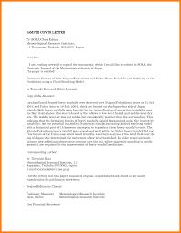 cover letter to journal editor sample gallery cover letter sample