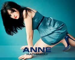 anne hathway tits sexy anne hathaway celebrity
