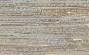 grasscloth wallpaper in metallic and off white design by seabrook