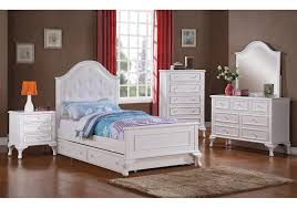 Bedroom Furniture Kids Lacks Jesse 4 Pc Kids Bedroom Set Black U0026 White Inspiration