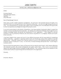sample athletic director cover letter cover letter it director by