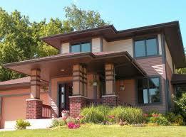 prairie style house a modern twist on classic prairie style house