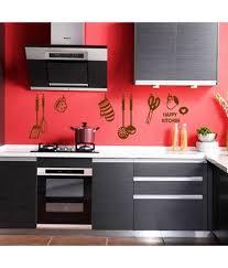 StickersKart Wall Stickers Wall Decals Stylish Kitchen Art 6017