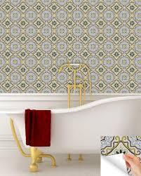 24 tile stickers kitchen decals bathroom peel u0026 stick home decor