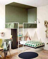 chambre ado vert 120 idées pour la chambre d ado unique mezzanine and room
